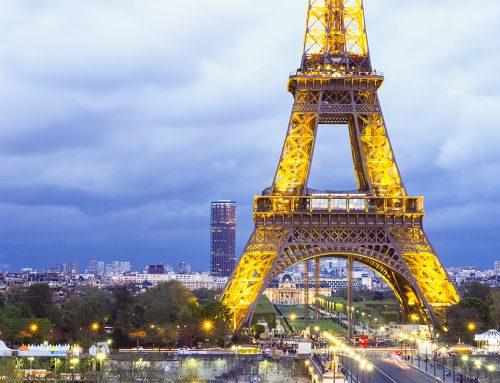 Paris- Eiffelturm