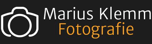 Marius Klemm Fotografie Logo